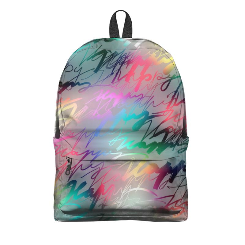 Рюкзак 3D Printio Узорчики