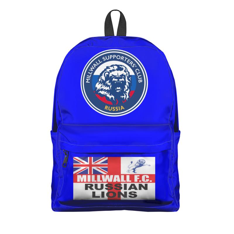 Printio Millwall msc russia bag fleet flt msc