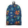 """Рюкзак 3D """"Пират"""" - животные, море, осьминог, пират, акула"""