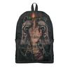 "Рюкзак 3D ""Skull"" - череп, ужас, тьма"