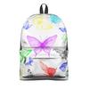 """Рюкзак 3D """"Butterflies"""" - бабочки, лето, весна"""