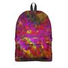 """Рюкзак 3D """"Ляпота"""" - узоры, школа, рюкзак, портфель, ранец"""