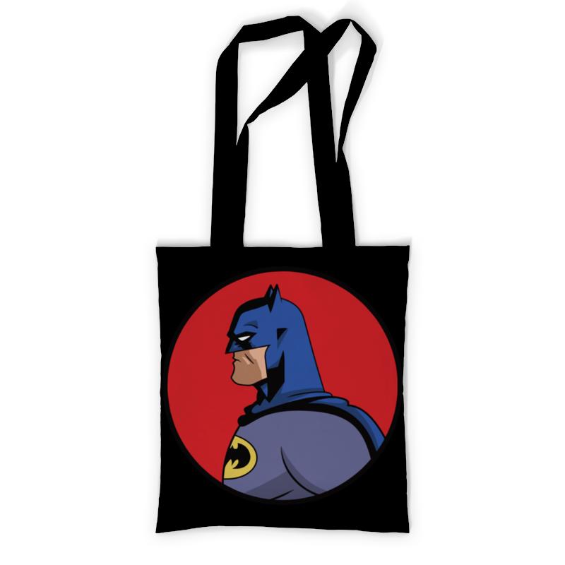 Сумка с полной запечаткой Printio Batman / бэтмен batman bifold wallet dft 13010