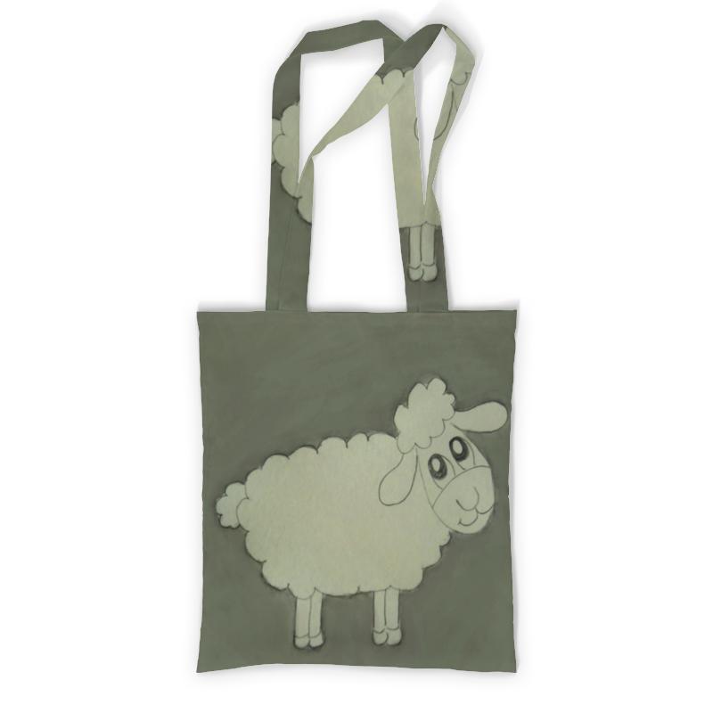 Сумка с полной запечаткой Printio Сумка овечка сумка printio сумка овечка