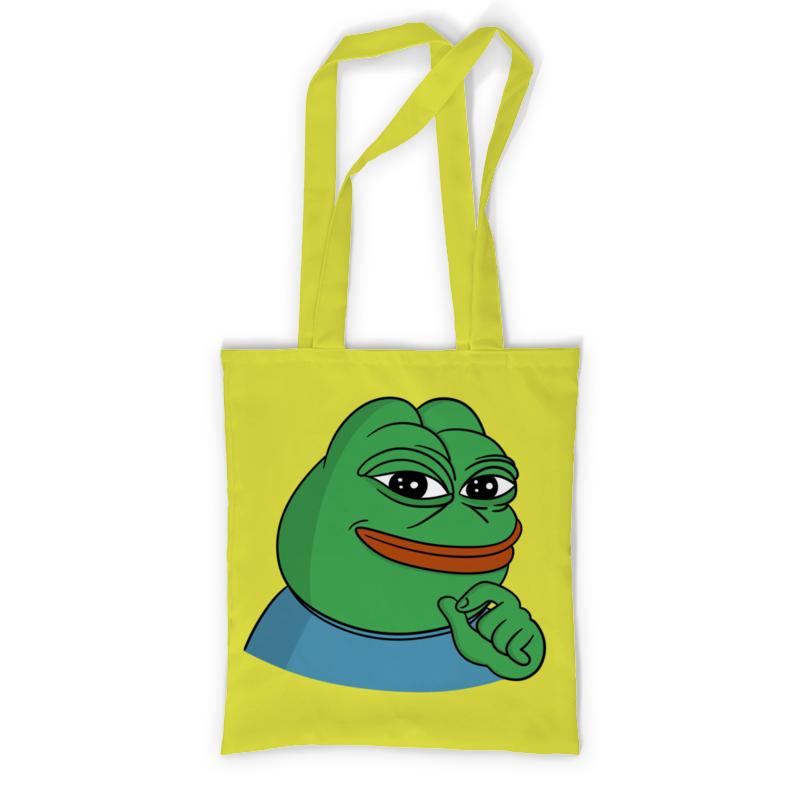 Сумка с полной запечаткой Printio Pepe the frog