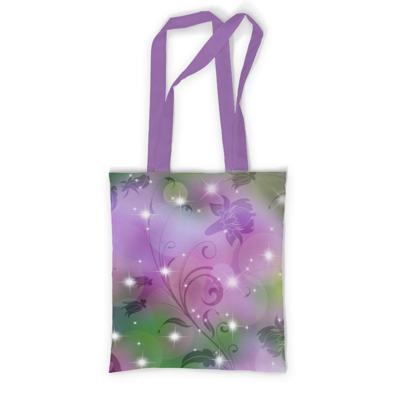 Сумка с полной запечаткой Printio Лилия сумка с полной запечаткой printio сумка лилии