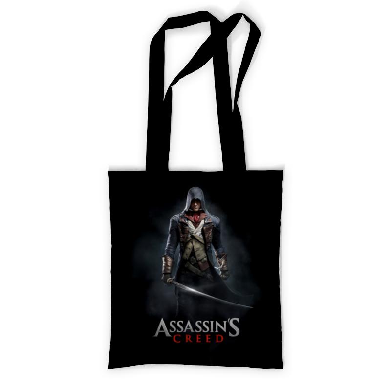 Сумка с полной запечаткой Printio Assassins creed (unity arno) сумка printio assassin s creed iv black flag