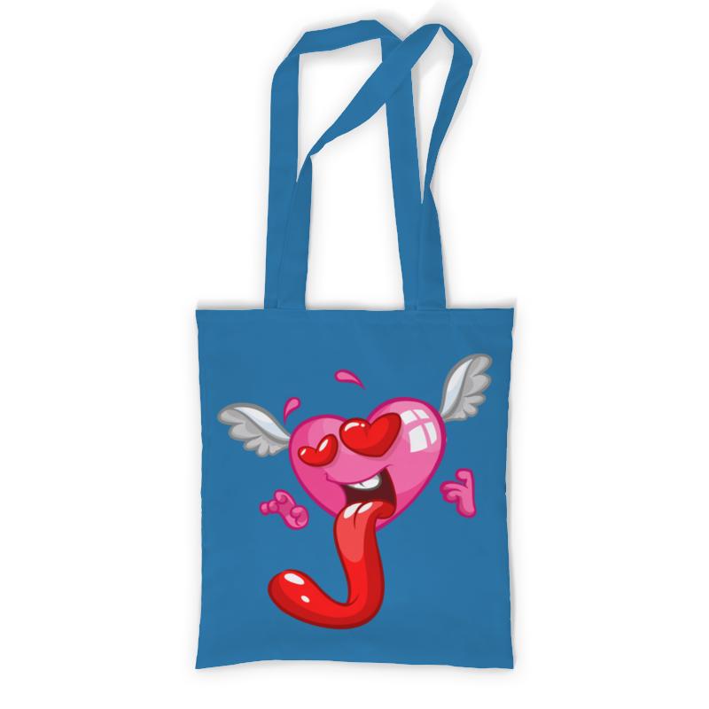 Сумка с полной запечаткой Printio Сердце сумка с полной запечаткой printio яркое сердце