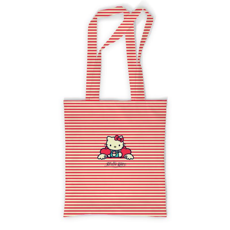 Сумка с полной запечаткой Printio Ретро (hello kitty) сумка для ланчбоксов hello kitty