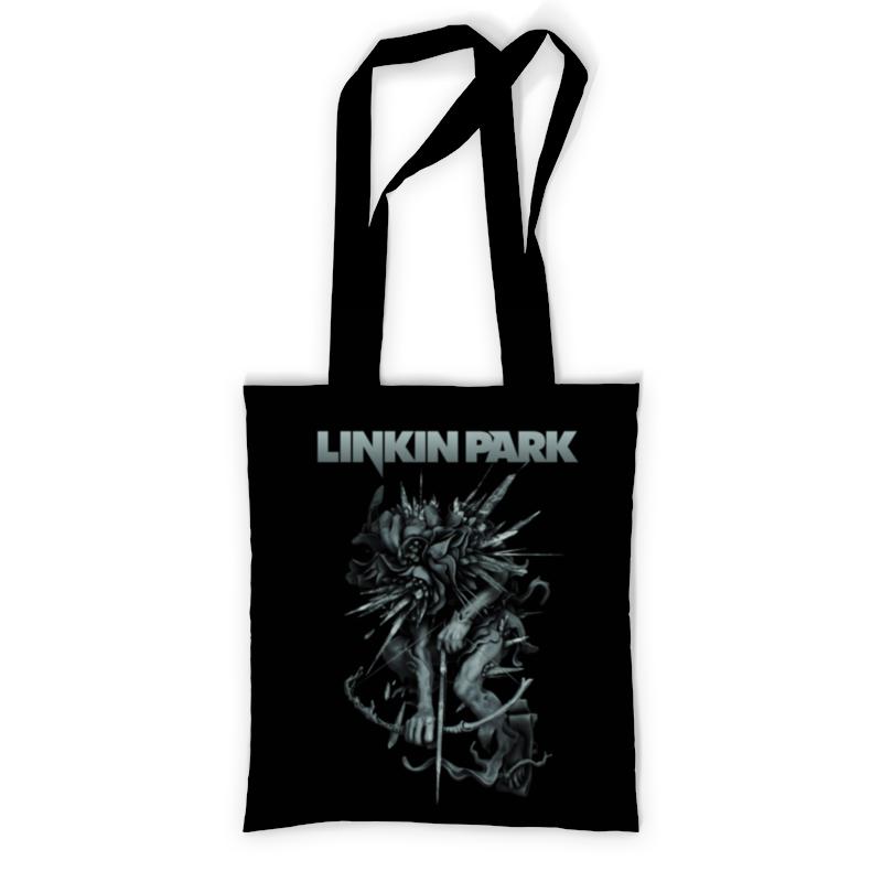 Сумка с полной запечаткой Printio Linkin park