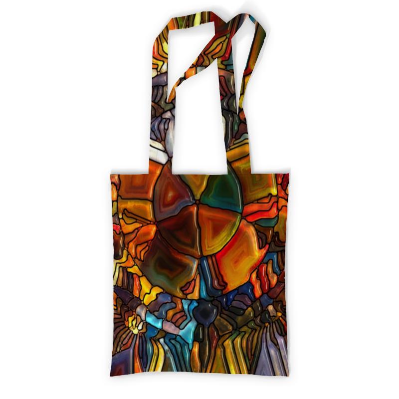 Сумка с полной запечаткой Printio Орнамент сумка с полной запечаткой printio какаду инка