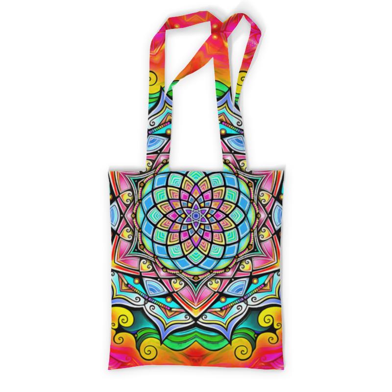 Сумка с полной запечаткой Printio Mandala hd2 рюкзак с полной запечаткой printio mandala hd2