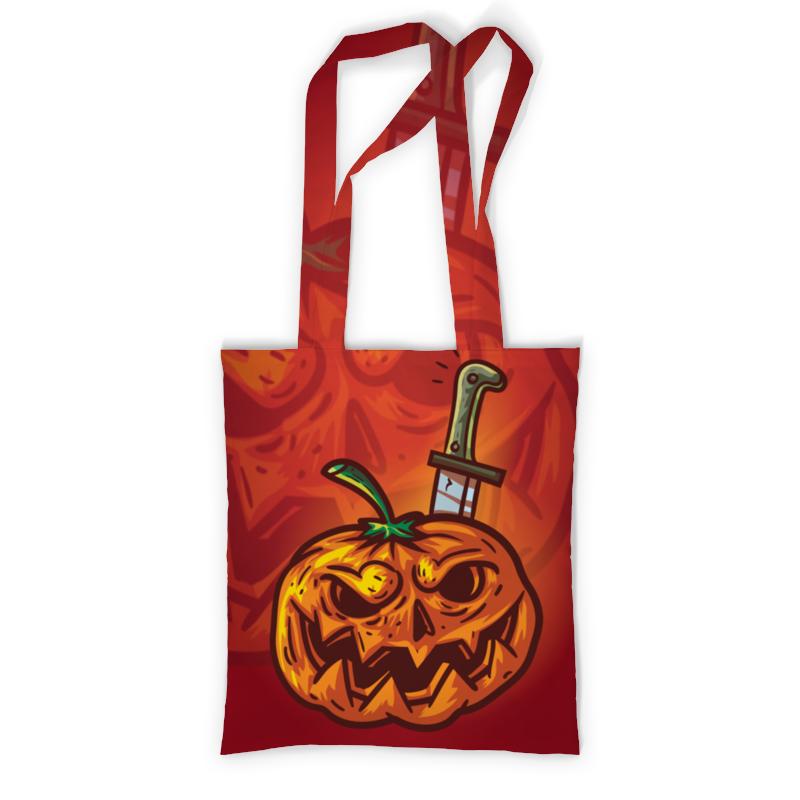 Сумка с полной запечаткой Printio Хэллоуин сумка с полной запечаткой printio куница