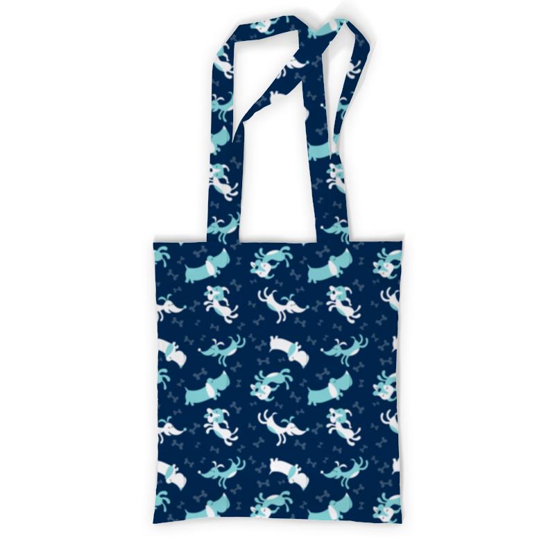 Сумка с полной запечаткой Printio Собачки рюкзак с полной запечаткой printio собачки