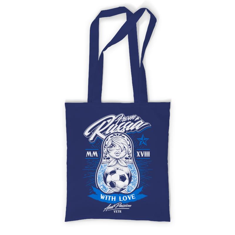 Сумка с полной запечаткой Printio Футбол сумка с полной запечаткой printio матрёшки