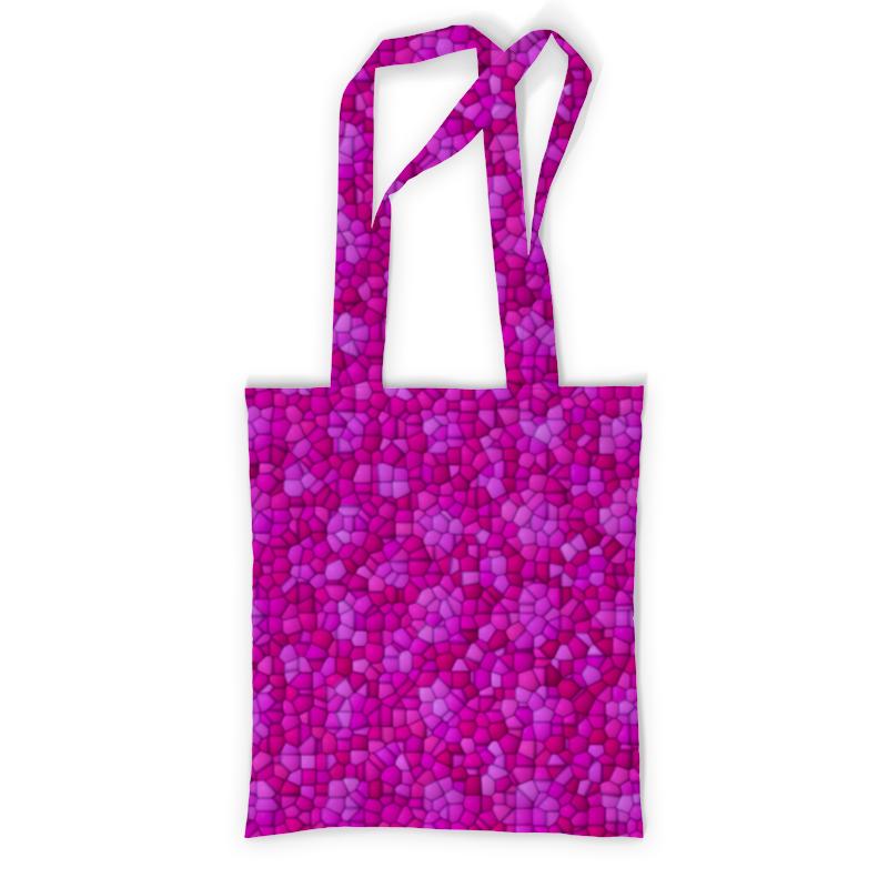 Сумка с полной запечаткой Printio Purple сумка с полной запечаткой printio куница