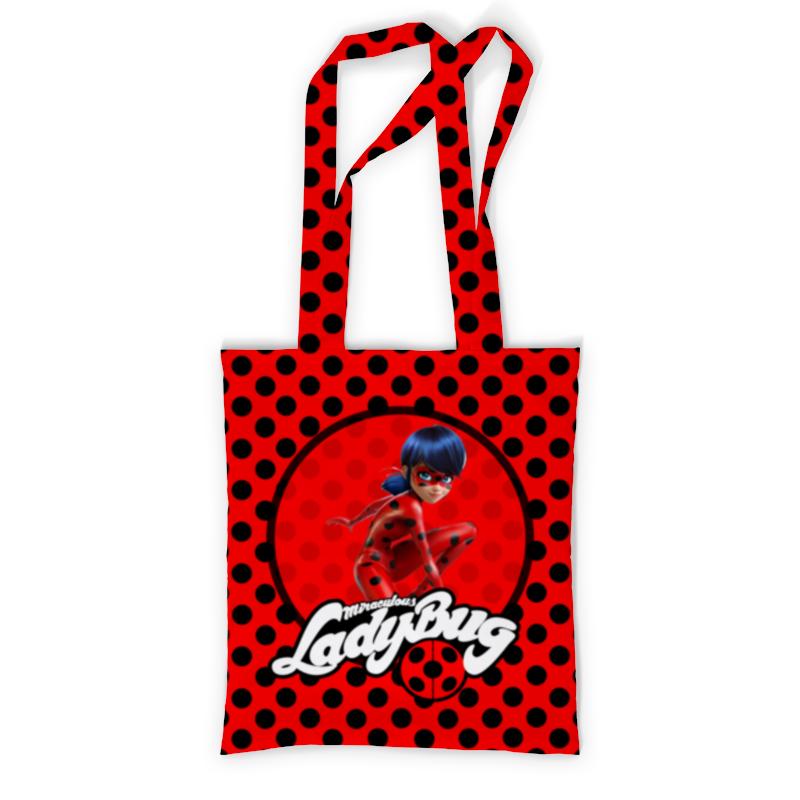 Printio Леди баг и супер-кот сумка с полной запечаткой printio леди баг
