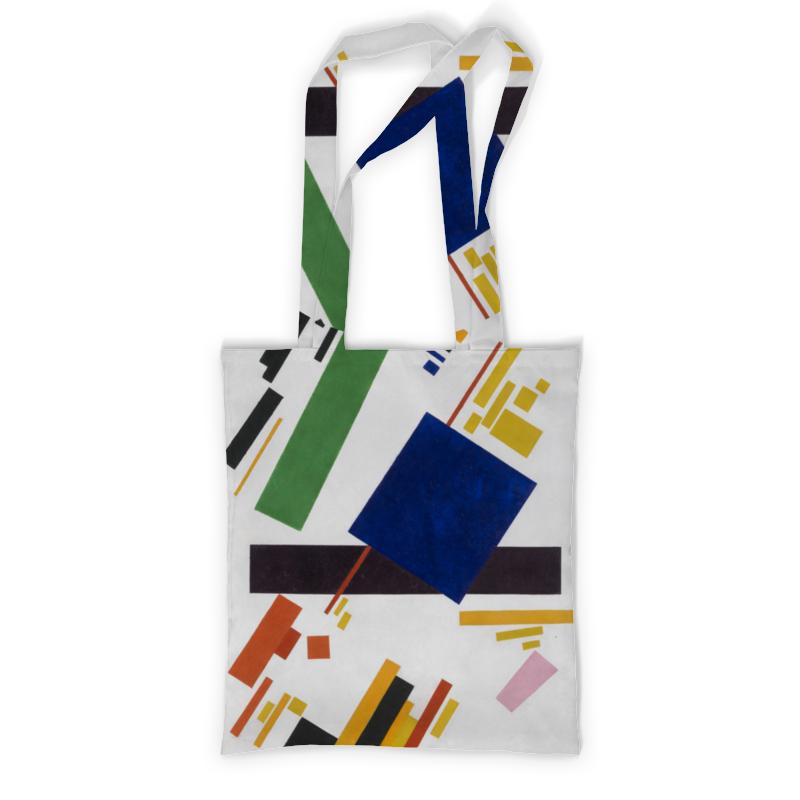 Сумка с полной запечаткой Printio Супрематическая композиция (малевич) композиция подарок осени