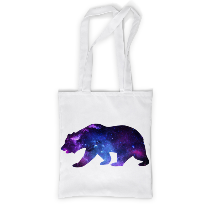 Сумка с полной запечаткой Printio Space animals сумка с полной запечаткой printio space animals