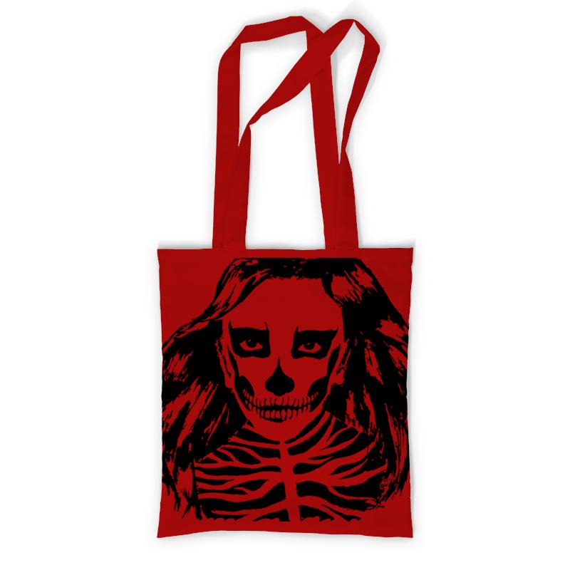 Сумка с полной запечаткой Printio Halloween girl сумка с полной запечаткой printio в стиле майя