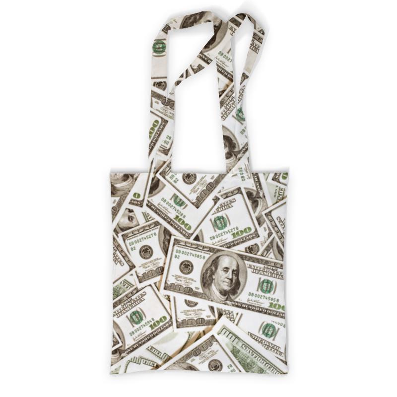 Сумка с полной запечаткой Printio American dollars цена и фото