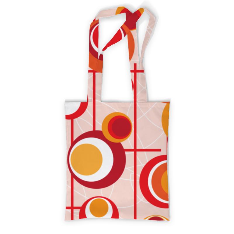 Сумка с полной запечаткой Printio Абстракция сумка с полной запечаткой printio people