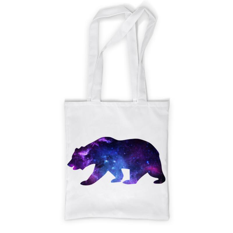 Сумка с полной запечаткой Printio Space animals (двухсторонняя печать) сумка с полной запечаткой printio space animals