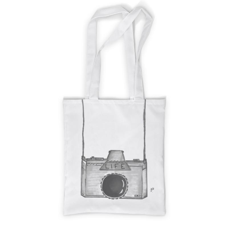 Сумка с полной запечаткой Printio Фотоаппарат сумка с полной запечаткой printio фотоаппарат