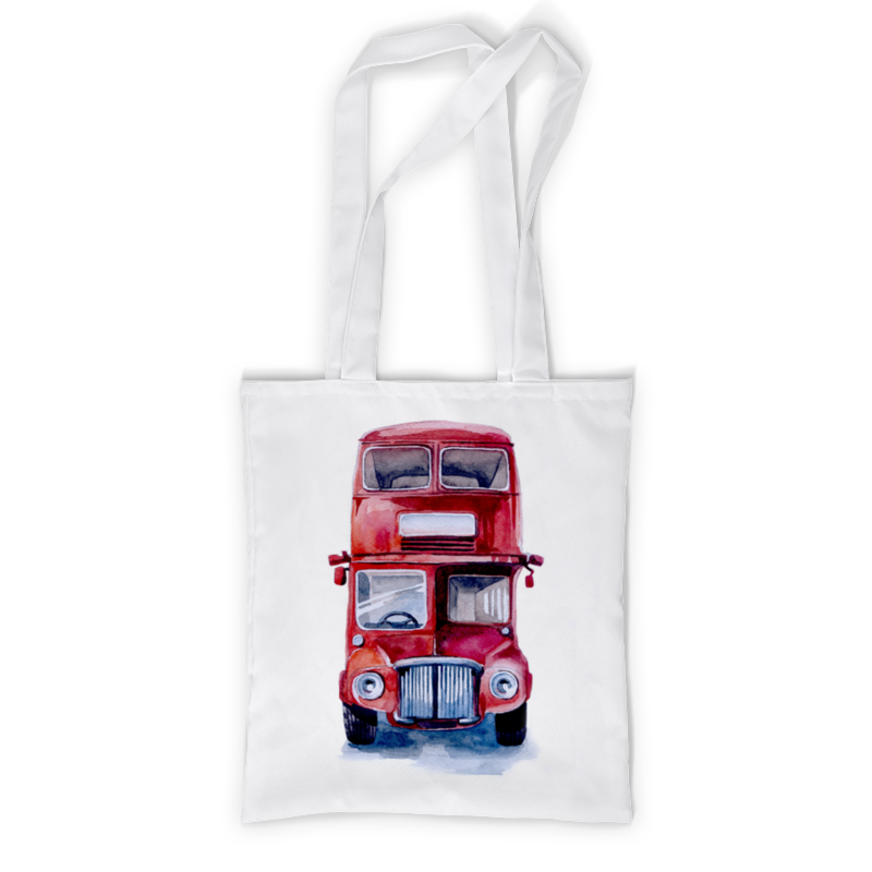 Сумка с полной запечаткой Printio London bus welly london bus