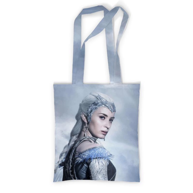 Printio Ледяная королева фрейя сумка printio охотник