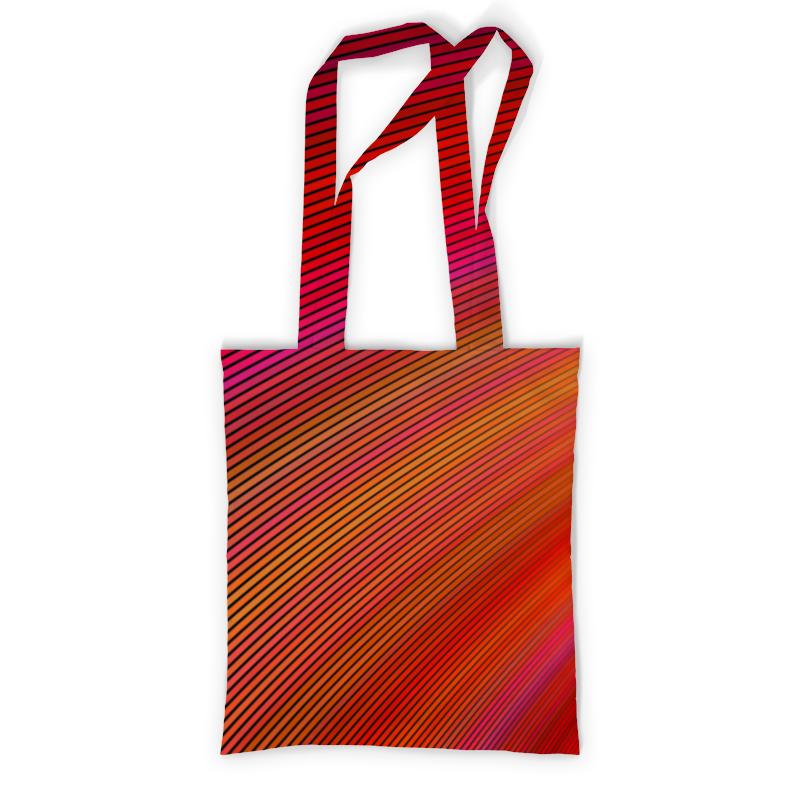 Сумка с полной запечаткой Printio Радуга сумка с полной запечаткой printio сумка радуга в горах