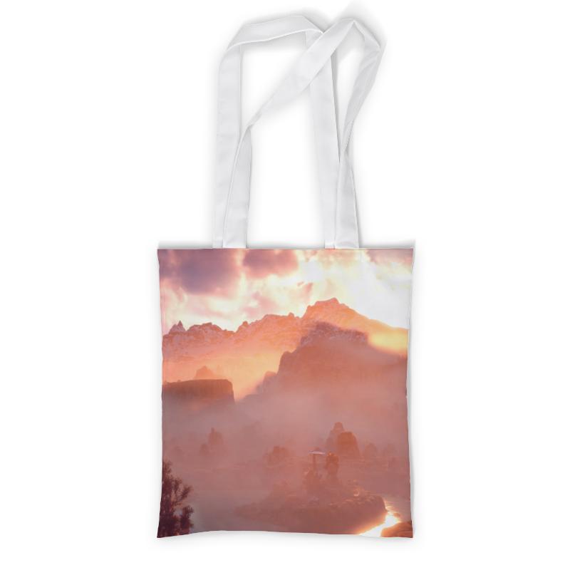 Сумка с полной запечаткой Printio Horizon zero dawn сумка year zero 9002 2015