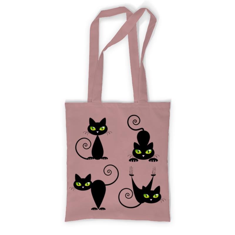 Сумка с полной запечаткой Printio Кошки 7 рюкзак с полной запечаткой printio кошки