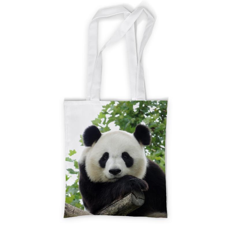 Фото - Printio Панда сумка с полной запечаткой printio панда