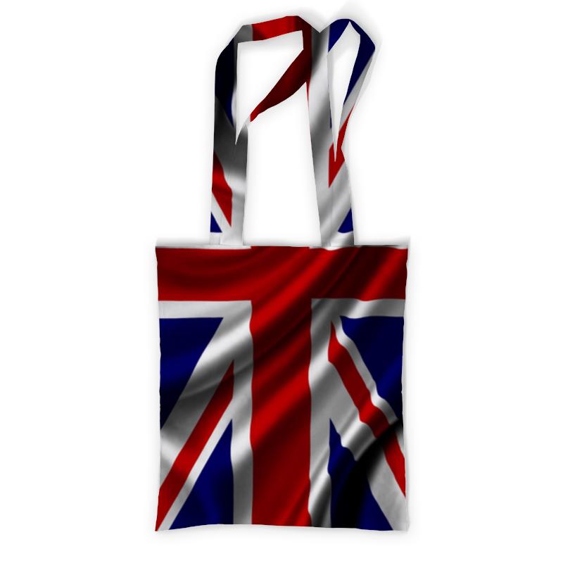 Фото - Сумка с полной запечаткой Printio Британский флаг сумка с полной запечаткой printio сумка ассирийский флаг