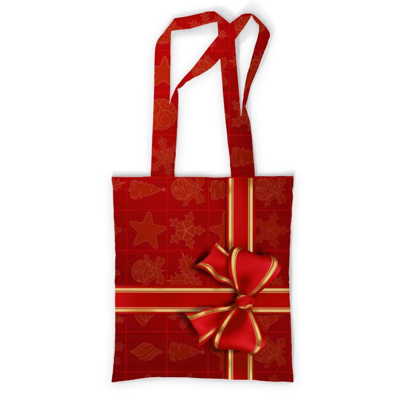 Сумка с полной запечаткой Printio Подарок сумка с полной запечаткой printio people