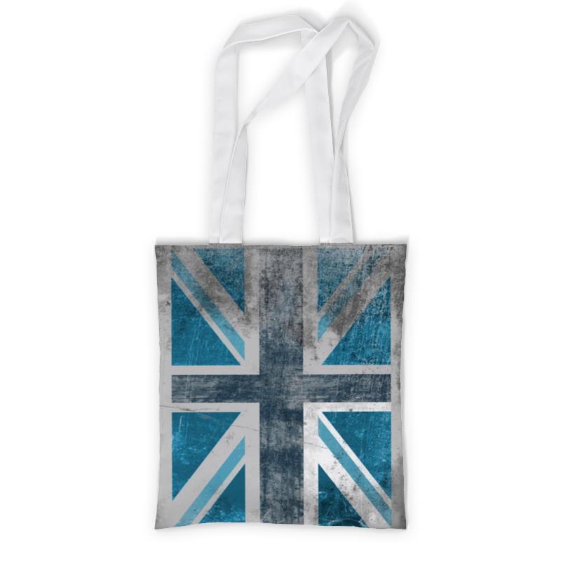 Фото - Сумка с полной запечаткой Printio Синий британский флаг сумка с полной запечаткой printio сумка ассирийский флаг