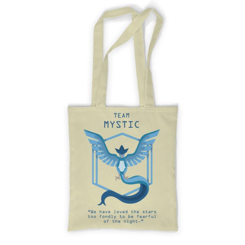 Сумка с полной запечаткой Printio Team mystic mystic пуловер