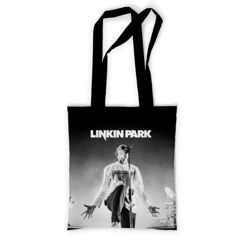 Сумка с полной запечаткой Printio Linkin park приправа nagatani park 20