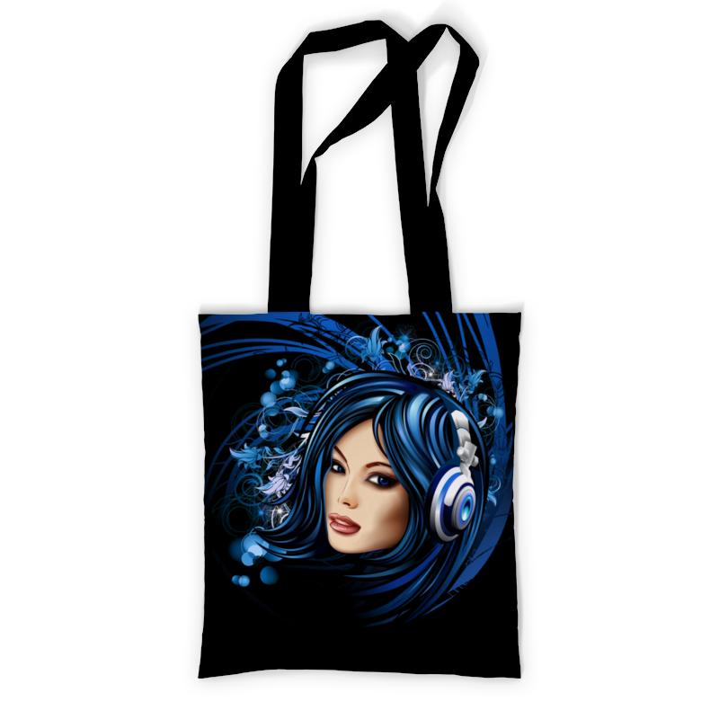 Сумка с полной запечаткой Printio Девушка сумка с полной запечаткой printio девушка с жемчужной серёжкой ян вермеер