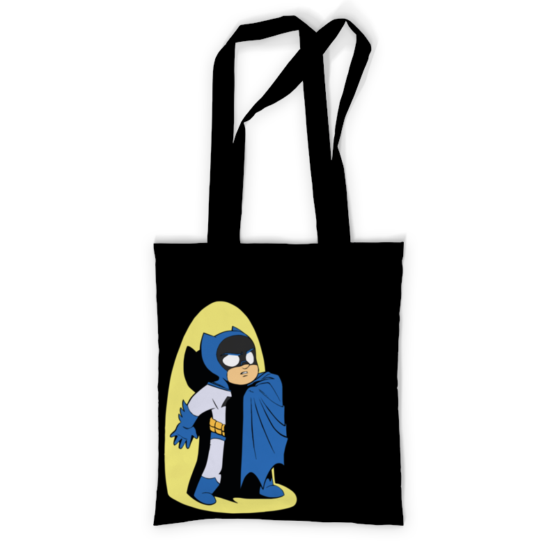 Сумка с полной запечаткой Printio Batman / бэтмен сумка с полной запечаткой printio куница