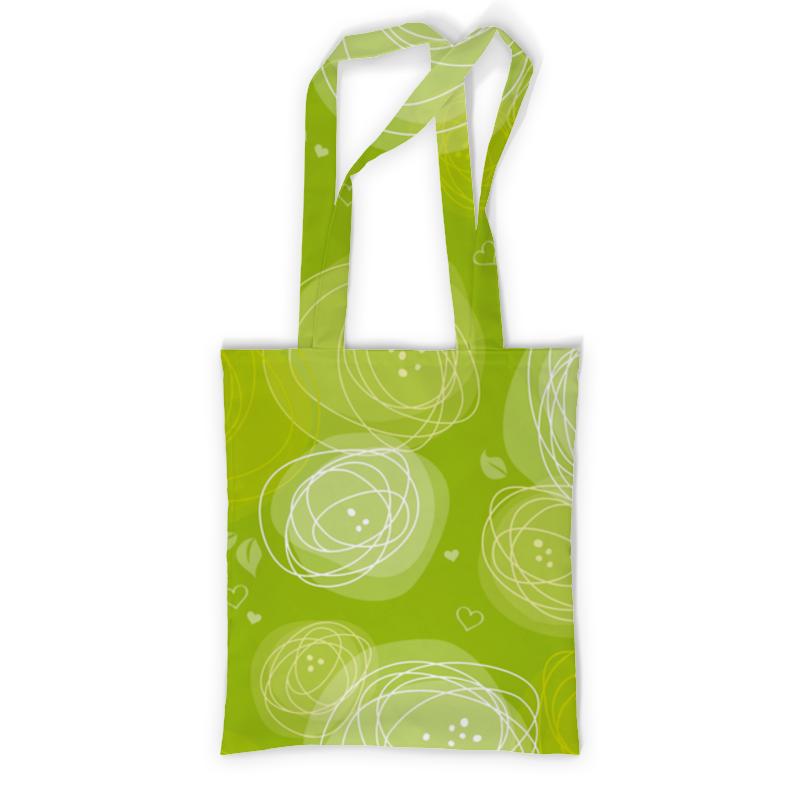 Сумка с полной запечаткой Printio Летняя абстракция сумка printio летняя сумка love 2