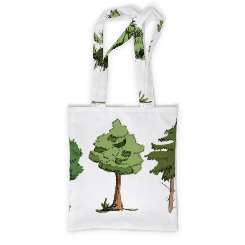 Сумка с полной запечаткой Printio Сказочный лес лесик е сказочный лес isbn 9785170952458