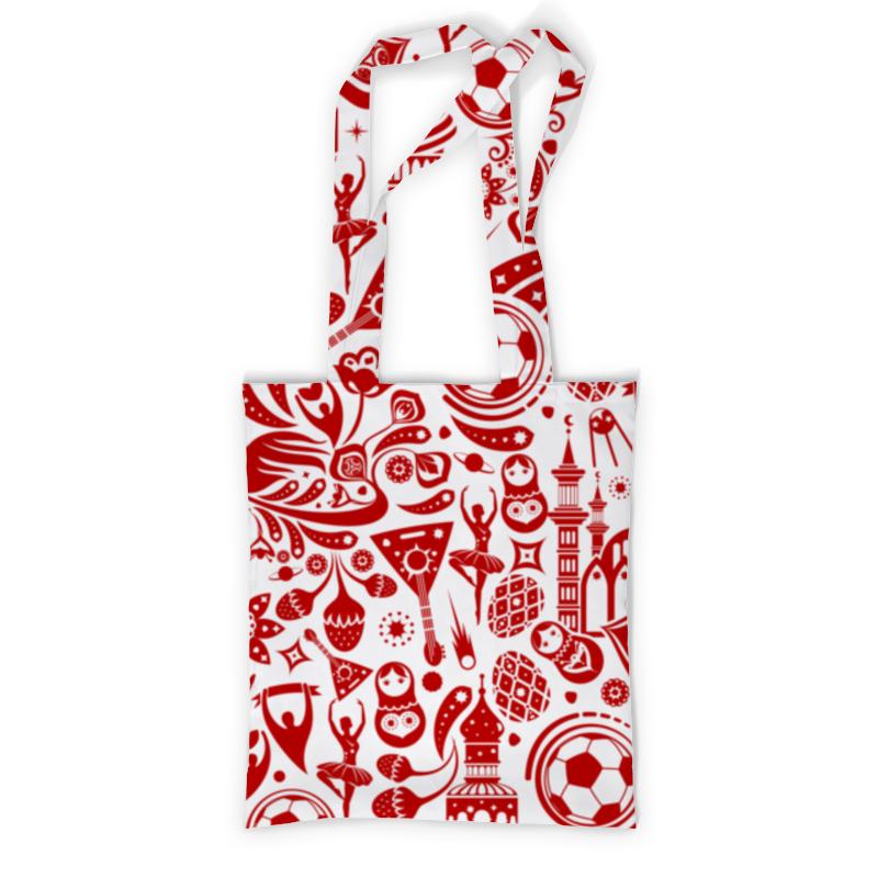 Сумка с полной запечаткой Printio Футбол рюкзак с полной запечаткой printio футбол