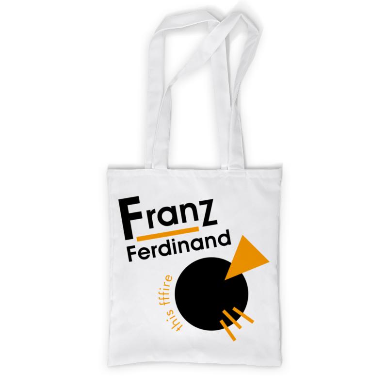 Сумка с полной запечаткой Printio Franz ferdinand плакат a3 29 7x42 printio franz ferdinand