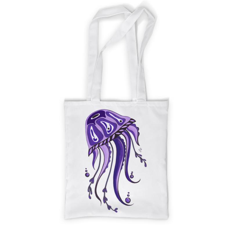 Printio На дне морском сумка с полной запечаткой printio медуза