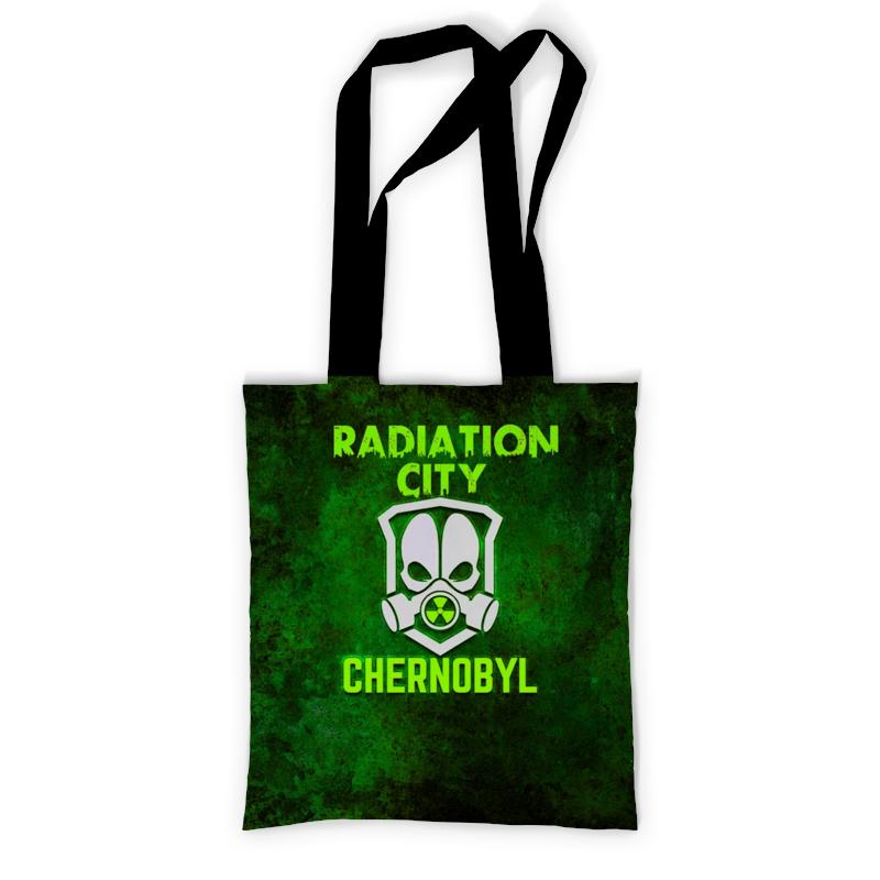 Printio Чернобыль сумка с полной запечаткой printio уинстон