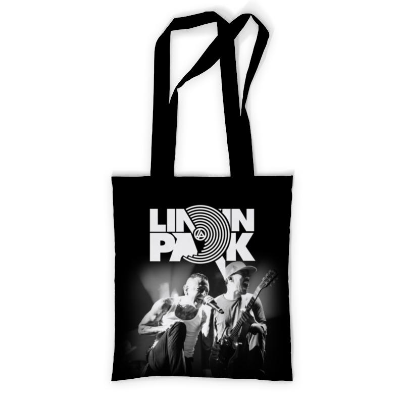 Сумка с полной запечаткой Printio Linkin park рюкзак с полной запечаткой printio linkin park
