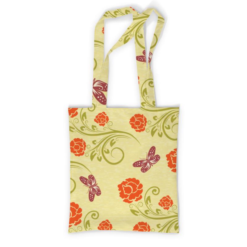 Фото - Printio Цветочная сумка с полной запечаткой printio цветочная