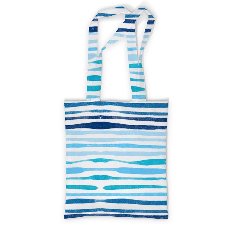 Сумка с полной запечаткой Printio Акварельная сумка с полной запечаткой printio синяя абстракция